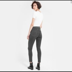 Everlane Authentic Stretch Highrise 32 TALL